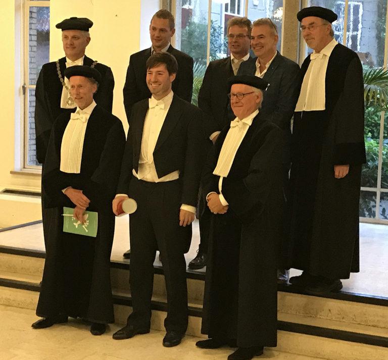 Simon Goddek - PhD-Thesis erfolgreich verteidigt