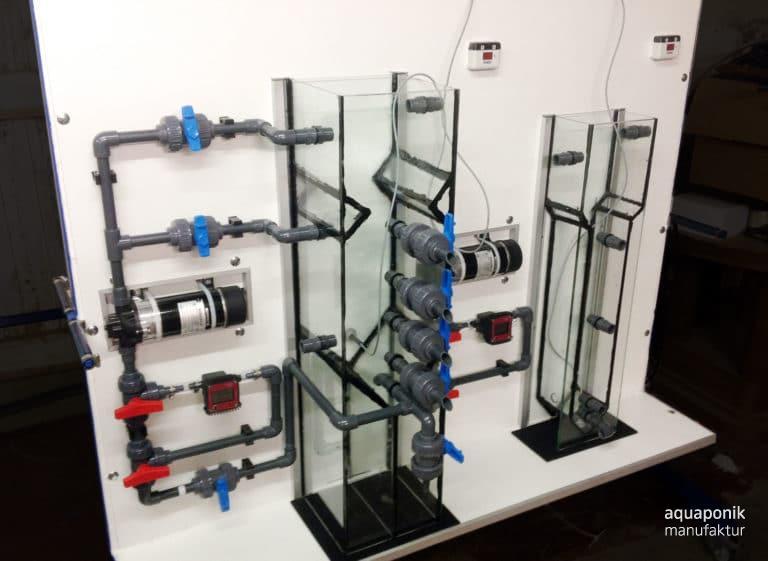 UASB/EGSB-Reaktorset für die Aufmineralisierung des Prozesswassers